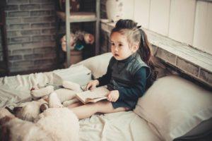 O cérebro de uma criança precisa de quê?