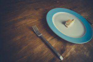 Seu filho parou de comer?