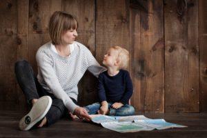 Os pequenos e as escolhas dos ADULTOS