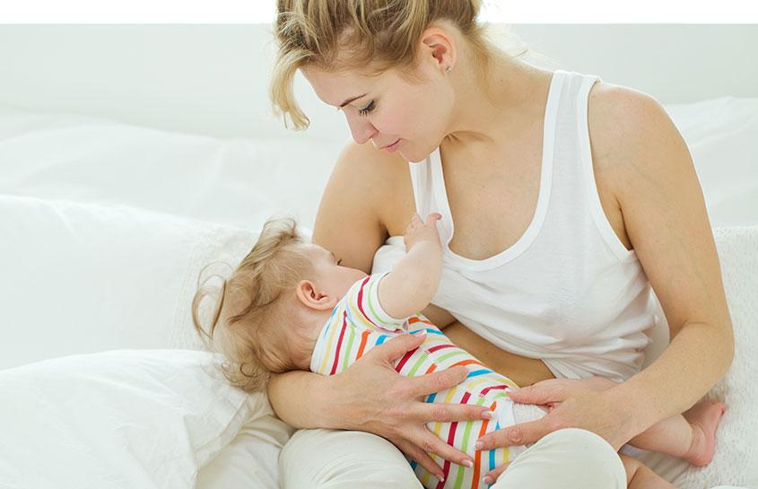 Será que meu bebê está mamando o suficiente?