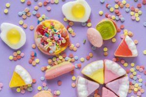 açúcar escondido