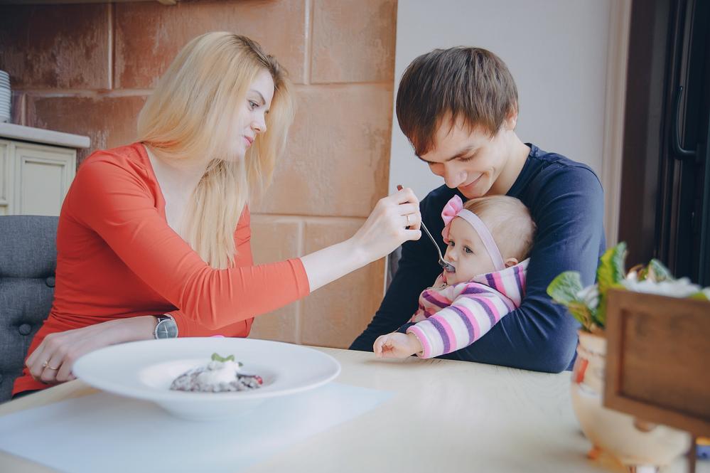 Dicas para alimentação a partir de 1 ano de idade