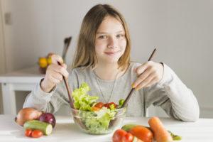 Como fazer as crianças comerem bem?