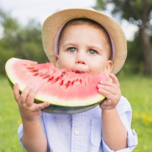 Mitos sobre frutas na introdução alimentar
