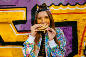 fast food e rendimento escolar
