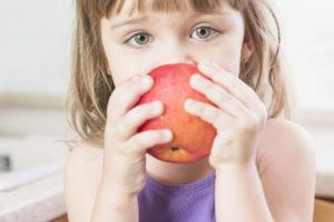 A importância da nutrição infantil