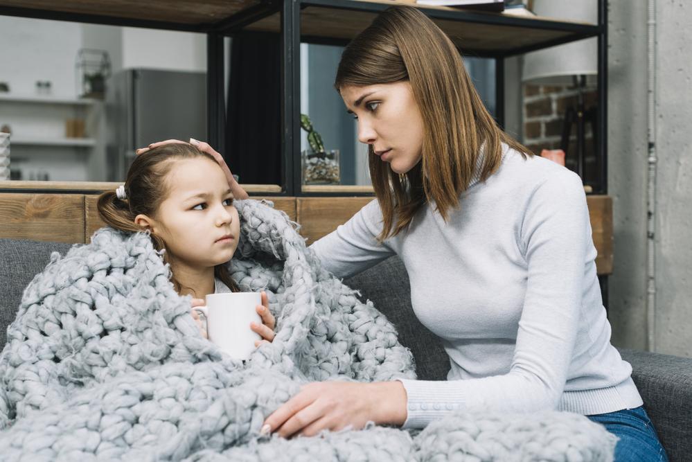 Alimentação para melhorar a imunidade da criança