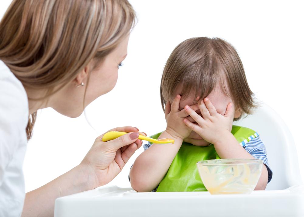 Meu filho parou de comer, e agora?