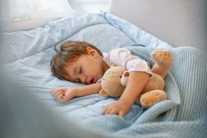 dar melatonina ao bebê