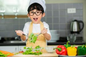 Como cuidar da alimentação da criança com autismo?