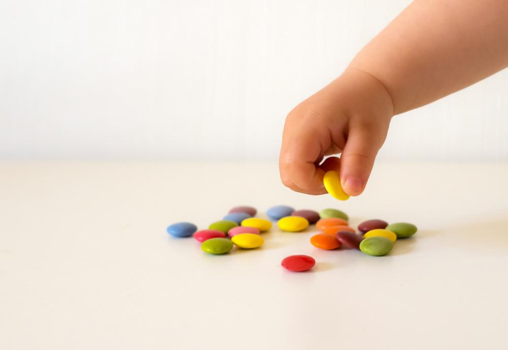 A partir de que idade a criança pode comer açúcar?