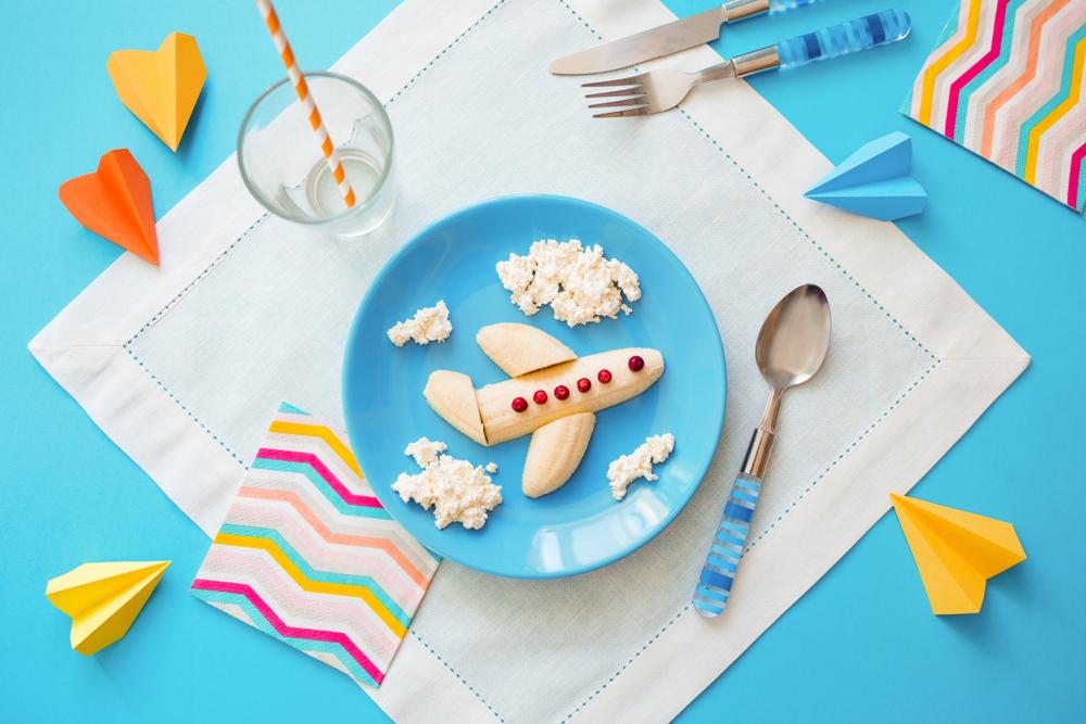 Como escolher utensílios para a introdução alimentar livres de BPA?