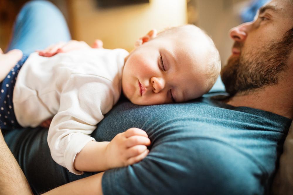 Qual é o papel do pai na saúde do bebê?