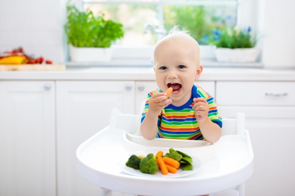 Crianças vegetarianas: como fazer a introdução alimentar e conduzir a alimentação?