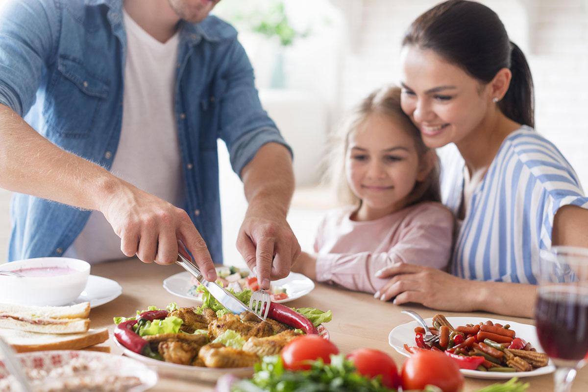 You are currently viewing Como se formam os hábitos alimentares das crianças?